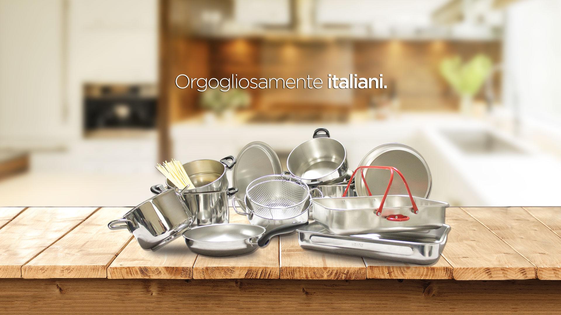 Orgogliosamente Italiani.
